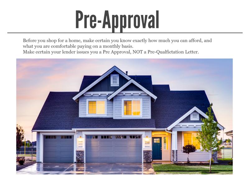 Pre-Approval Vs Pre-Qualification, loan pre approval vido